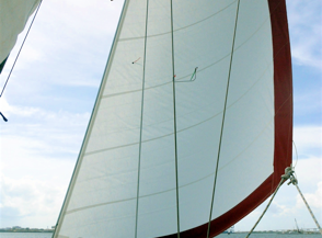 new foresail
