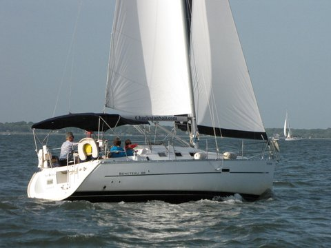 New Horizon 2005 Beneteau Sailboat