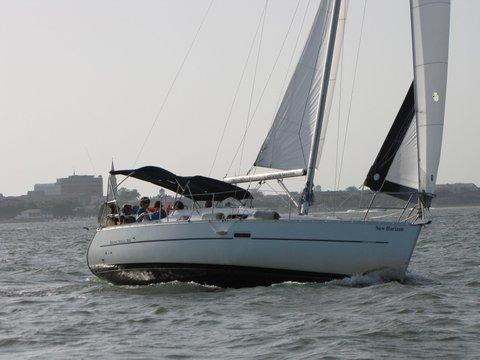 Sailing on New Horizon